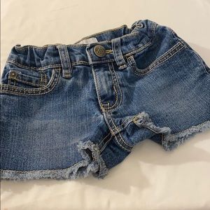 Jean shorts by Children's Place